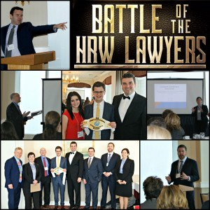 Battle of the HRW Lawyers 2016 Montage