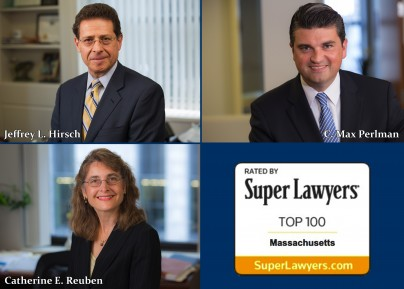 Super Lawyers Top 100 Mass 2015